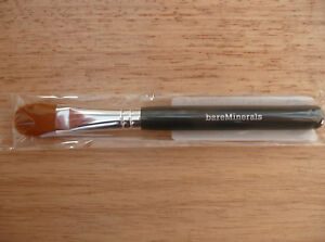 New GENUINE Bare Minerals MAXIMUM COVERAGE CONCEALER BRUSH Face Eye Powder Pro
