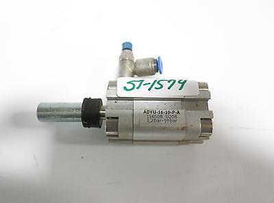 Festo Compact Cylinder Advu-16-10-p-a