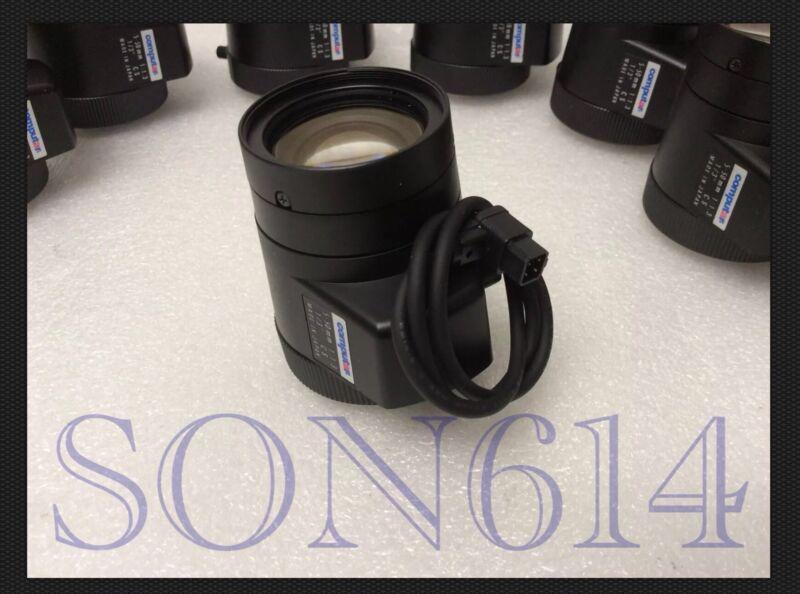 """1x COMPUTAR Varifocal Lens 5~50mm Auto Iris, 1/3"""" CS 1:1.3 CCTV Security Camera"""
