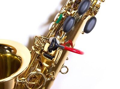 Used, StickyStop for Soprano Saxophone, No more Sticky G# & C# keys!!! for sale  Fremont