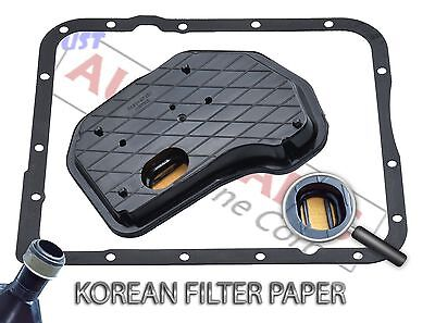 NEW AUTOMATIC TRANSMISSION FILTER for 4L60E DEEP PAN ALL PLASTIC & RUBBER GASKET ()