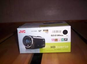 JVC HD Everio GZ-E100 Video Camera Woodenbong Tenterfield Area Preview