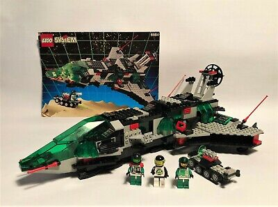 LEGO SPACE POLICE II N°6984 – GALACTIC MEDIATOR – COMPLETE WITH INSTRUCTION