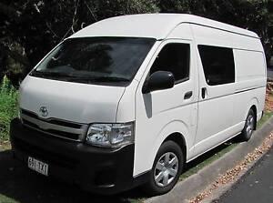 2011 Toyota Hiace Van/Minivan Marcus Beach Noosa Area Preview