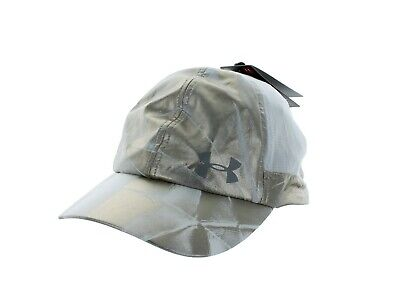 Under Armour Women's ArmourVent Fly By Cap - Metallic Gold/Silver - One Size