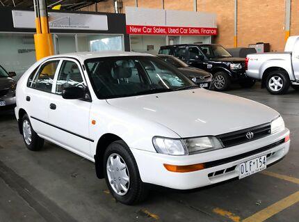 AUTOMATIC COROLLA Port Melbourne Port Phillip Preview