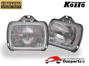 GENUINE Toyota Townace SBV Van 97~03 2x Head Light with Retainer Dandenong Greater Dandenong Preview