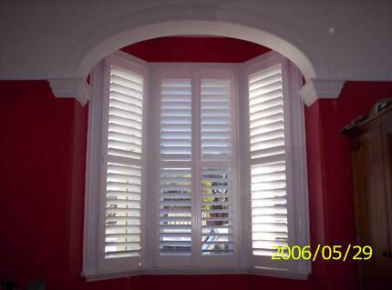 PLANTATION SHUTTERS MADE TO MEASURE NORMAN SHUTTERS NO 1 BRAND Marrickville Marrickville Area Preview