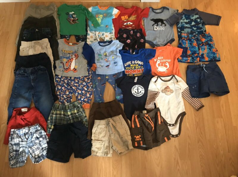 Big lot baby boy clothes - Size 12-18 month | Clothing ...