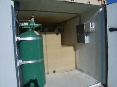 20 Shipping Container W Water Tank Pump Cabintornado Shelter Tiny House