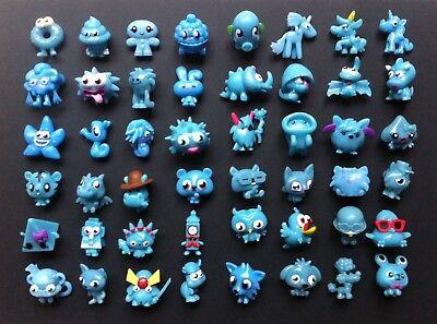 e MOSHI MONSTERS 1 - Glow in Dark Ultra Rare Figures (Halloween Moshi Monsters)