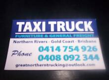 +++ TAXI TRUCK +++ NORTHERN RIVERS + GOLD COAST + BRISBANE Ballina Ballina Area Preview