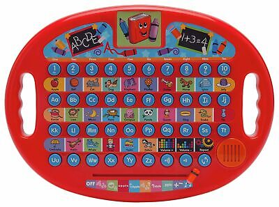 Chad Valley Interactive PlaySmart Phonics Board 3+ Years