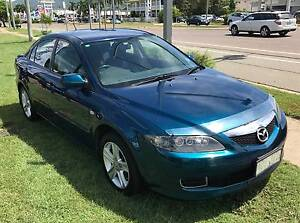 2006 Mazda 6 Classic Sedan Mysterton Townsville City Preview