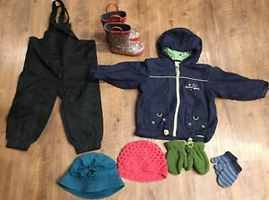 Girls Outdoor Spring Lot Size 3