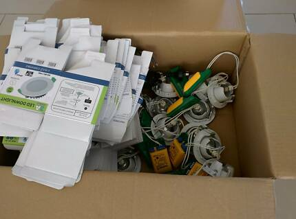 Box of 20 Halogen downlights and drivers Little Bay Eastern Suburbs Preview