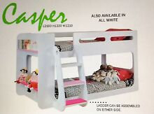 "Bunk Bed ""Casper"" Loft Bunk Revolution Capalaba Brisbane South East Preview"
