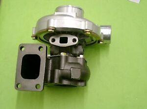 Burstflow Turbolader BT T3T4 AR 63 bis 294 KW 400 PS T3 Flansch 16V VR6 Wasser
