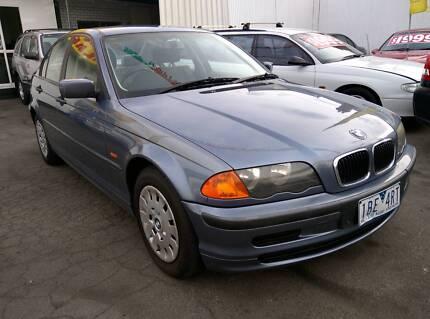 1999 BMW 318i Sedan Automatic Coburg Moreland Area Preview
