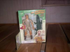 Unopened Steve Irwin Collectable Toy Woodenbong Tenterfield Area Preview