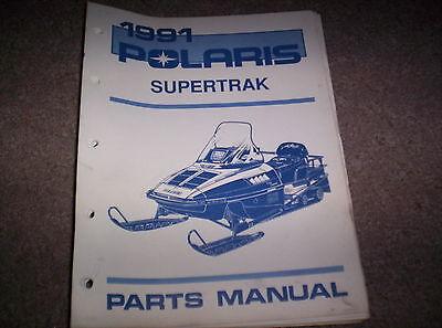polaris tx l indy 1980 1981 service repair workshop manual