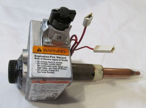 NEW WHITE RODGERS 222-46181-02B NATURAL GAS HOT WATER HEATER CONTROL VALVE
