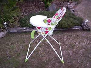 High chair   KMart Model - Very good condition Gracemere Rockhampton City Preview