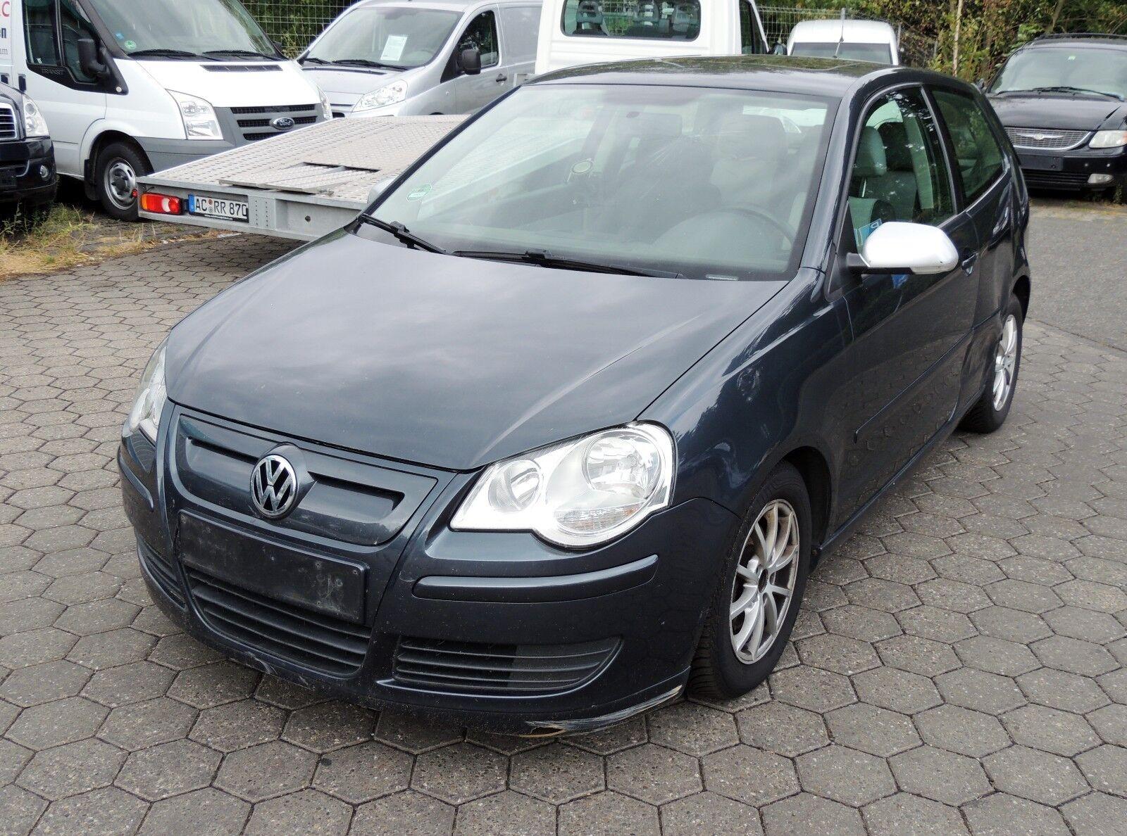Volkswagen Polo IV BlueMotion 1,4 TDi *Schiebedach*EU4*115Tkm* Ab 1€