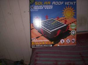 DIY Solar Roof Vent Woodenbong Tenterfield Area Preview