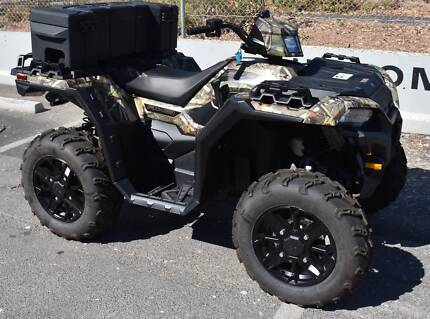 NEW -POLARIS SPORTSMAN 850 SP EPS Aldinga Beach Morphett Vale Area Preview