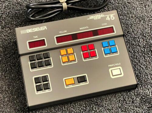 Beseler 8572 Universal 45 Color Controller UNUSED!