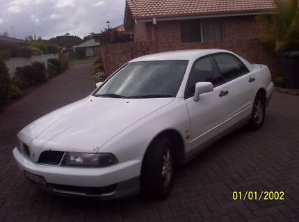 2001 Mitsubishi Magna Sedan Forster Great Lakes Area Preview