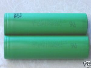 4 AUTHENTIC SONY US 18650 VTC5 HIGH DRAIN 30A Li-on Battery 2600mAh w/ FREE CASE