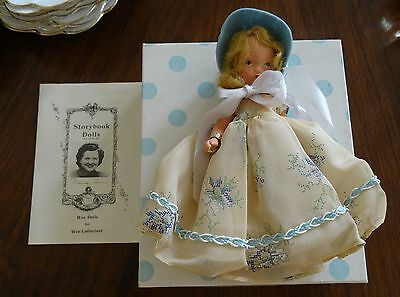 Nancy Ann Storybook Doll #159 Fairytale Series Ring Around a Rosy a Pocket Full