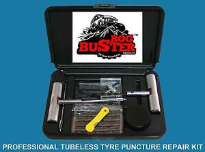 BOGBUSTER TUBELESS TYRE PUNCTURE REPAIR KIT CAR 4X4 4WD RIM PLUG Beldon Joondalup Area Preview