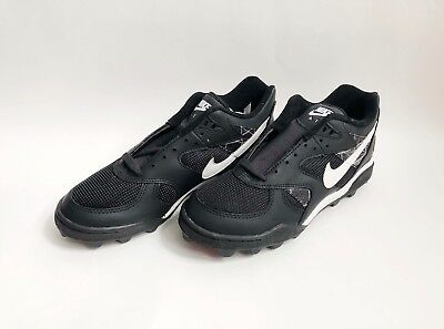 best sneakers 8eb50 d09a5 vintage nike air boss shark football shoes cleats mens size 9 deadstock NIB  1993