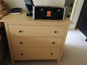 IKEA Chest of 3 drawers Chatswood Willoughby Area Preview