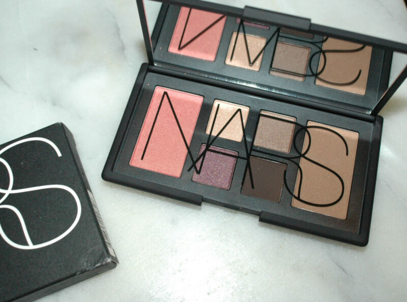 Nars The Happening Eye Shadow Blush Palette Laguna Orgasm NIB Limited Edition