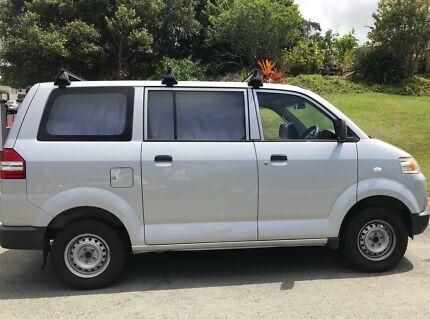 49002804fd 2008 Suzuki Apv 4d Van REGO 6 MONTHS