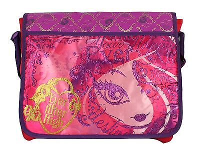 Ever After High Large Messenger Bag, Monster High bookbag, backpack SHOULDER - Monster High Book Bags
