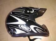 Motorcross Helmet Brigadoon Swan Area Preview