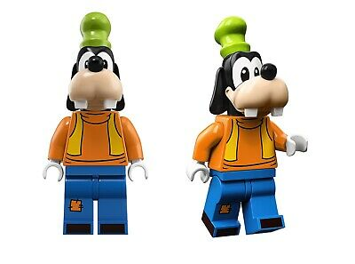 NEW LEGO GOOFY MINIFIG from DISNEY TRAIN and STATION minifigure 71044 figure
