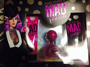 Katy perry Mad potions perfume set