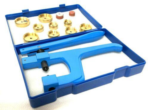 Uhrenwerkzeug Uhrmacherwerkzeug Uhrwerkzeug Gehäuseschließer Handpresse