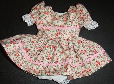 50's Attire For Girl (repro DRESS & PANTIES for 14