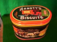 Arnotts Biscuit Tin Ulverstone Central Coast Preview