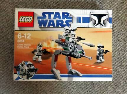 Assorted Lego Star Wars Sets 100 Complete With Instructions
