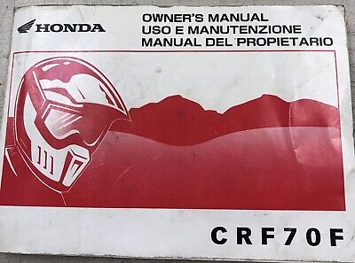 Crf 70 F Manual