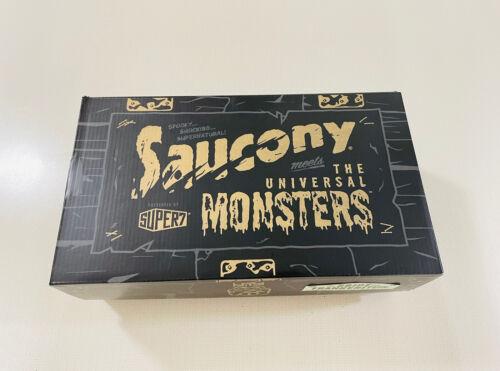 Saucony Super7 Universal Monsters Bride of Frankenstein Jazz Shoe M 10 / W 11.5