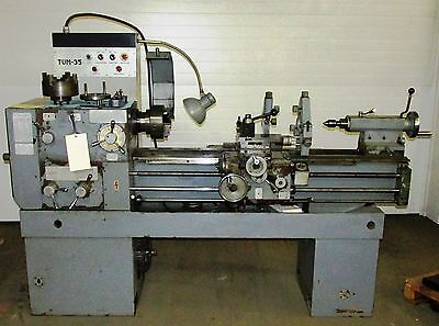 Famot 14x40 Tum-35 Metal Engine Lathe Tapper Attachment Nice 1007isu